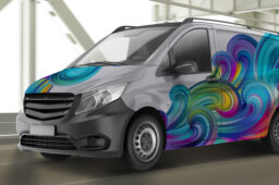 Grafica per car wrapping